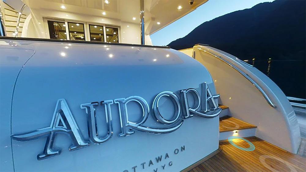 Tour Virtual 3D - Luxury Yacht